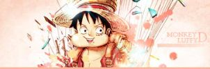 Monkey D. Luffy by Marcos-Inu