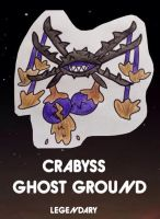 Abyssal Crab Legendary Fakemon by TheArtOfSushi