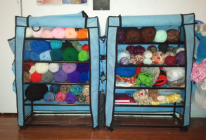 Yarn Stash by YunisUnis