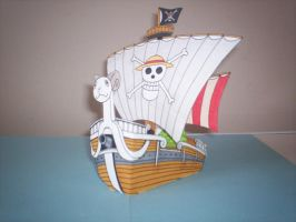 Going Merry - One Piece Pop Up by WillziakDS