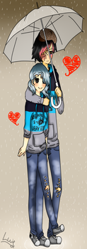 Sweet Rainy (Gift) by LonelyBoyLuis
