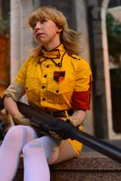 Seras Victoria II by SighOfBlue