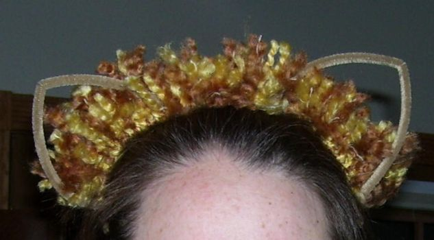 Leo tiara by pipecleaner-princess