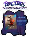 FRACTURES - Character Commissions - Info by BKcrazies0