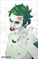 Joker by sibandit