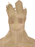 I AM GROOT by CarboMcoco