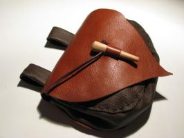 Leather bag by FireFlyBritt