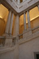 Roman Staircase in yellow by TullaRask