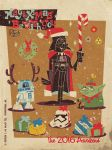 May the Xmas be with you ! by marisolivier