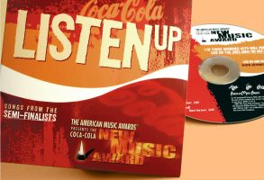 Coca-Cola New Music Award CD by OGDJ-Squid