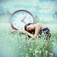 Time is running out by eulalievarenne