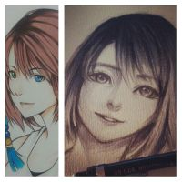 2013 and 2014 by thumbelin0811
