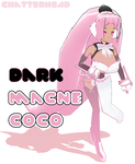 Macne COCO dark by chatterHEAD