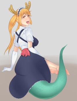 Tohru by MechanicalKingdom