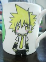 Vocaloid big cup: Lin Side by jaysanzo