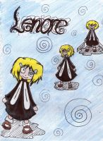 lenore _deadgirl by chronazzz