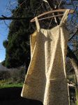 Pretty Yellow Needlecord Tunic by sewn-by-honeybirds