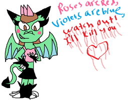 Toy Paige Valentines  xD by ottolover101