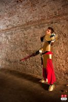 Gilgamesh - Fate Stay Night by Cosmy-Milord