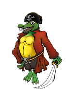 SSB4 Newcomer - Captain K. Rool by JRhyme