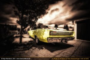 1968 plymouth sport satellite by AmericanMuscle