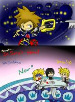 In Sora's Heart by PhoneCast