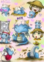 Baby Mir actions by CPoring