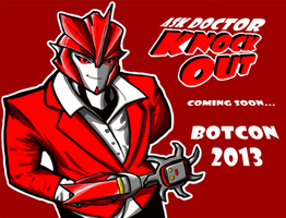 Ask The Doctor At Botcon by Laserbot