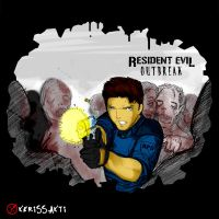 Staying Alive - Resident Evil by kerissakti