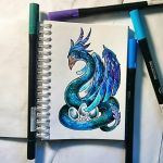 Instaart - Occamy by Candra
