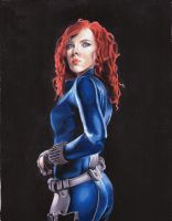 Black Widow by Kalmek182