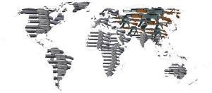 World With Assault Rifles by yucelmurat