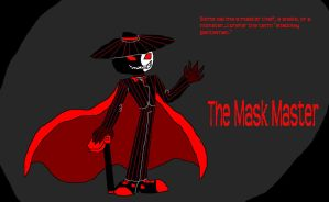 The Mask Master 2 by Arrowman64