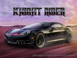 Knight Industries 3000 by gt1750