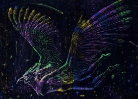 Psychedelic Flight by Moon-wraith-x