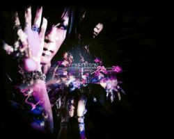 Confusion - Uruha Wallpaper by InTheDeepDark