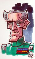 Grand Moff Tarkin by Chad73