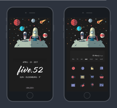 [Setup] A trip to the moon by rea-ker