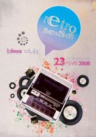 Club Bliss : Retro Spring by Kurtoun3t