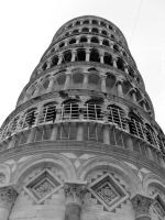 Leaning Tower by hippiechick6979