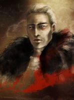 Dragon age: Cullen by olivegbg
