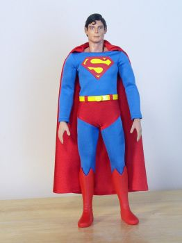 Christopher Reeve 1:6 scale by scottstoybox