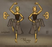 Project Folly - Pollyanna Sisters by EuTytoAlba