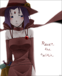 RAVEN the witch by CATGIRL0926