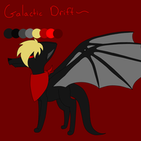 Galactic Drift Ref 2015 by maddy323