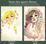 Draw it again meme 3 by taho