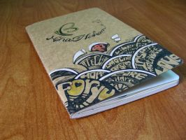 My new Moleskine by nanuki