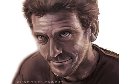Dr. House by NightmareOfReality