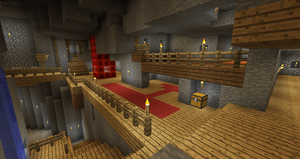 Abandoned Mineshaft taken over by shadwgrl