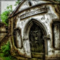 Highgate Cemetery London 12 by GraveQueen